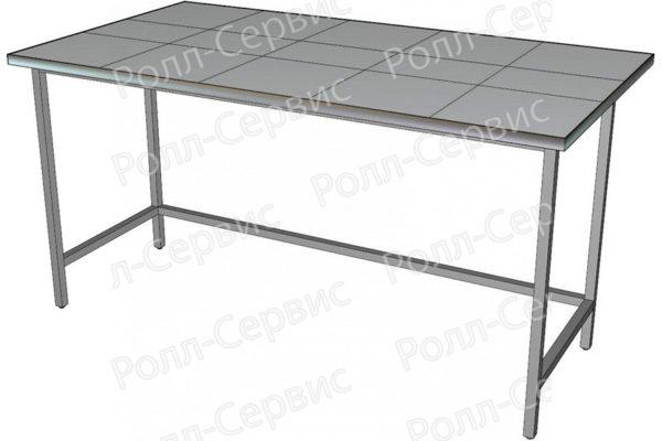 Стол лабораторный на металлокаркасе, фото 3