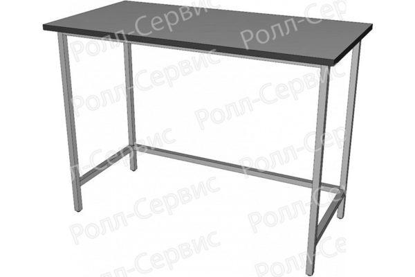 Стол лабораторный на металлокаркасе, фото 1