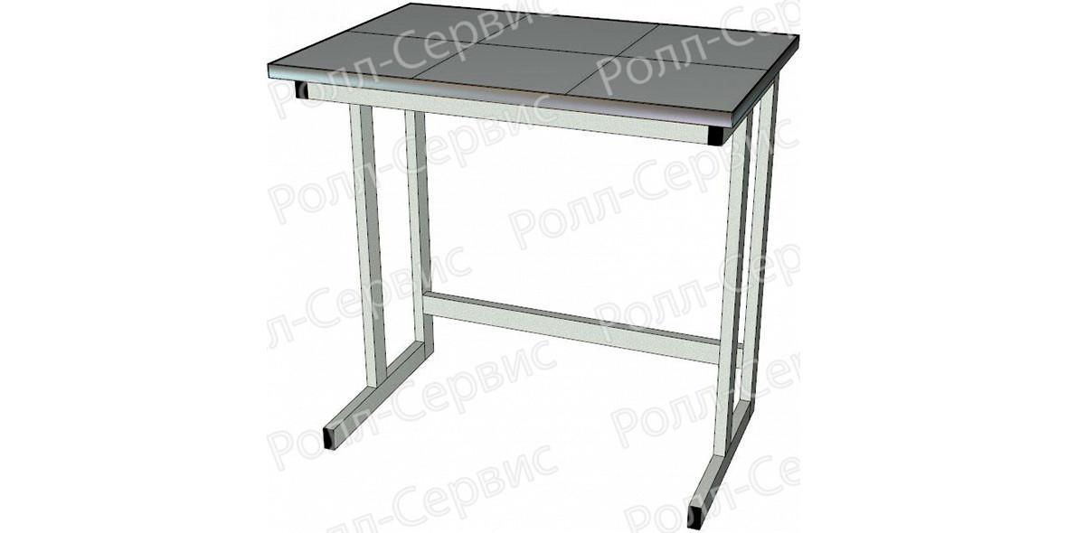 Стол лабораторный на металлокаркасе 1, фото 1