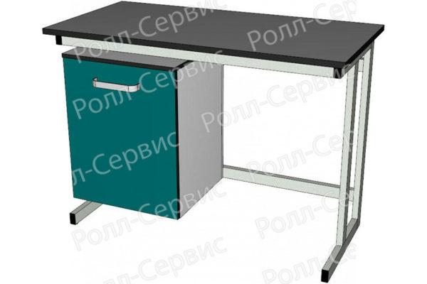 Стол лабораторный однотумбовый 1, фото 2