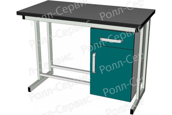 Стол лабораторный однотумбовый 2, фото 2