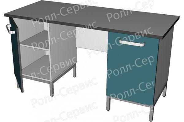 Стол лабораторный двухтумбовый 1, фото 2