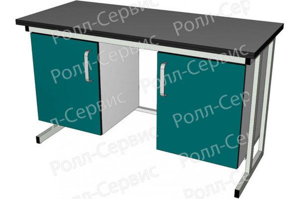 Стол лабораторный двухтумбовый 2, фото 2