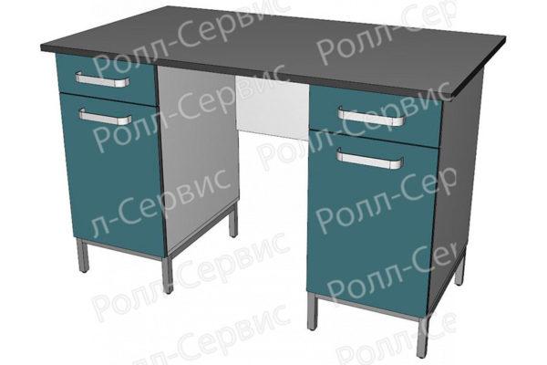 Стол лабораторный двухтумбовый 3, фото 3