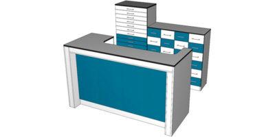 Мебель для офисов и регистратур