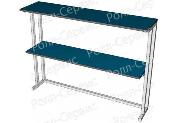 Надстройка LW-N-10 к пристенным столам, фото