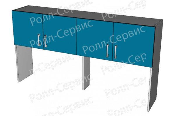 Надстройка LW-N-5Д к пристенным столам, фото