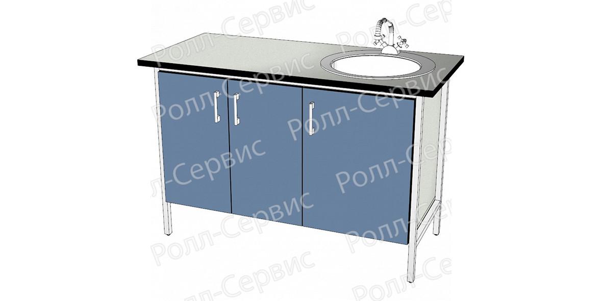 Стол-мойка лабораторная STANDART 5, фото