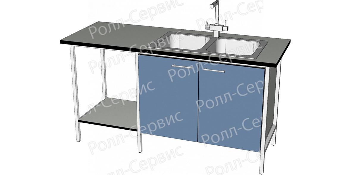 Стол-мойка лабораторная STANDART 9, фото